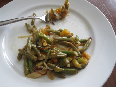 Green Bean Succotash
