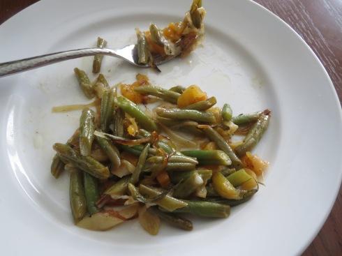 Green Bean Succotash